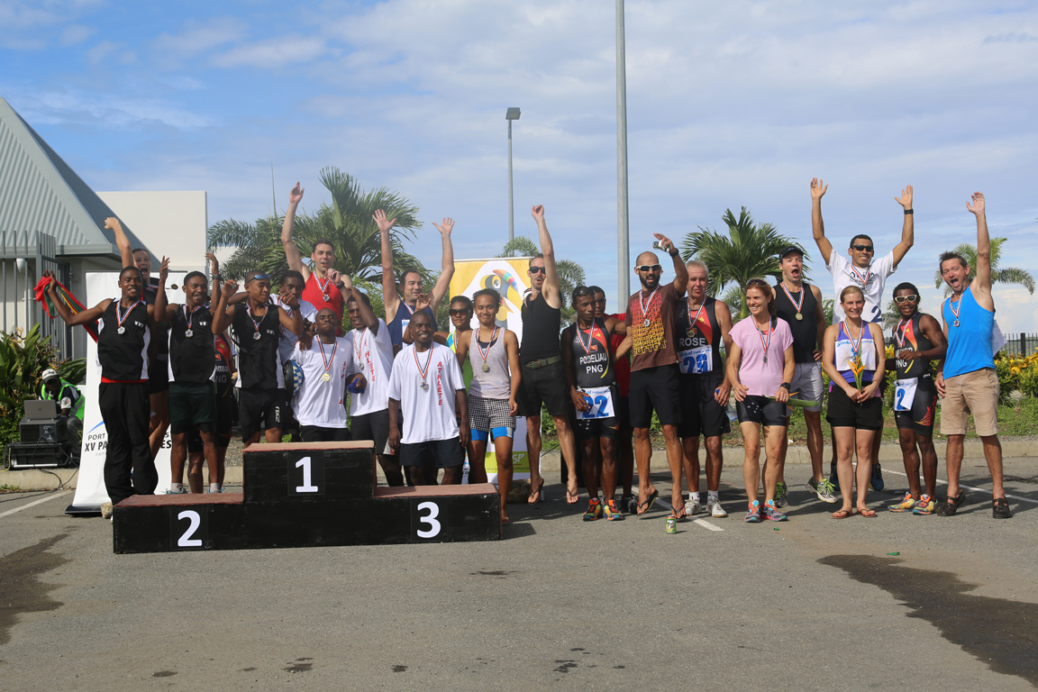 PNG Triathlon Sprint Championships